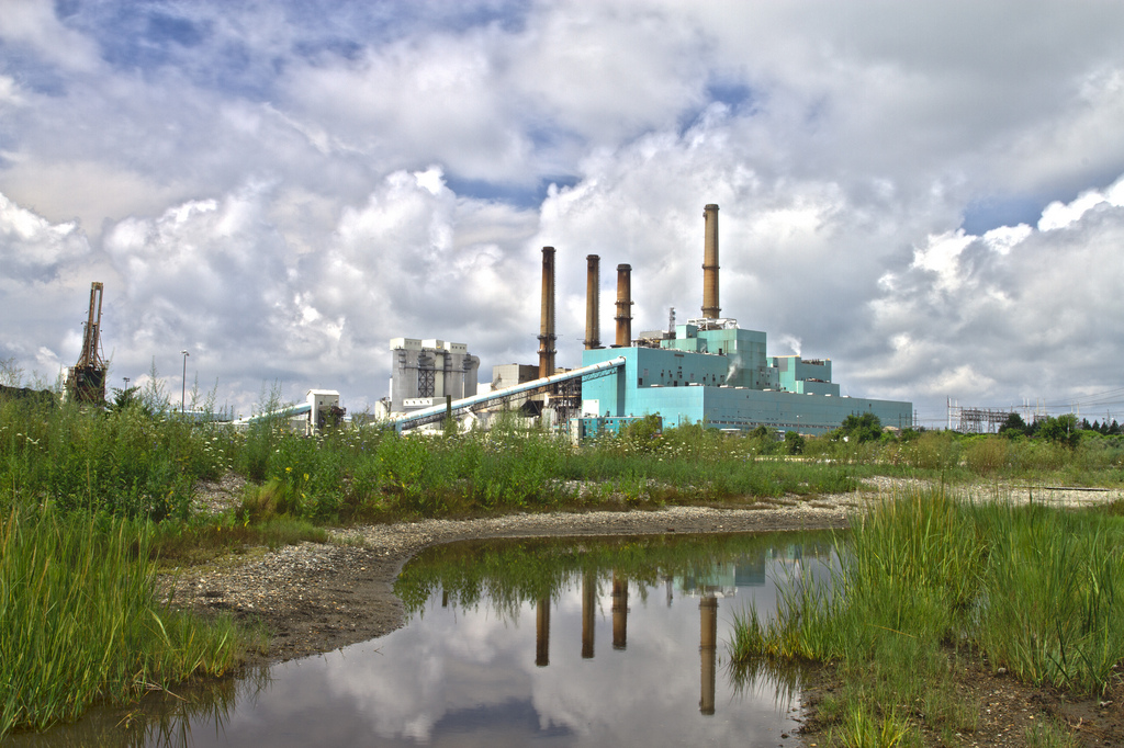 water quality and industry