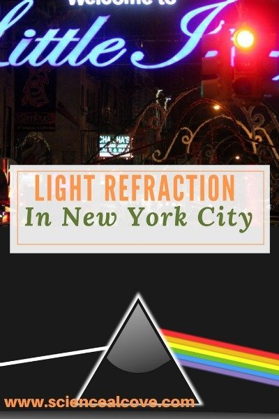 Light Refraction in New York City