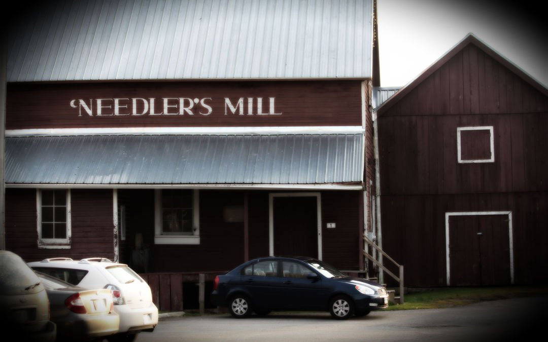 Millbrook, Ontario Landmark:  Needler's Mill