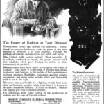 Radium Girls and the Death of Mae Keane