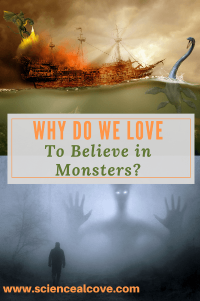 Why do we love to believe in monsters? Cryptozoology continues to fascinate us but to answer why we must look at the psychology of human interaction. #creatures #paranormal #real #monsters #legendofthe