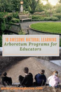 18 Awesome Natural Learning Arboretum Programs for Educators-https://sciencealcove.com/2015/04/18-arboretum-programs-for-educators/