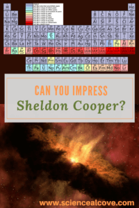 Physics is not for the weak at heart.  My husband and middle son love it.  My two other boys and myself...well we would likely disappoint Sheldon.  Take this quiz and see if you can impress Sheldon Cooper. #sciencequiz #physicsquiz #sheldoncooper #bigbangtheory #physics