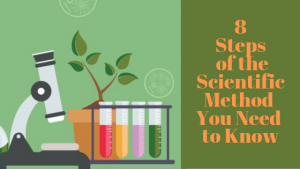 8 Steps of the Scientific Method