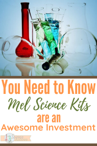 Mel Science kits