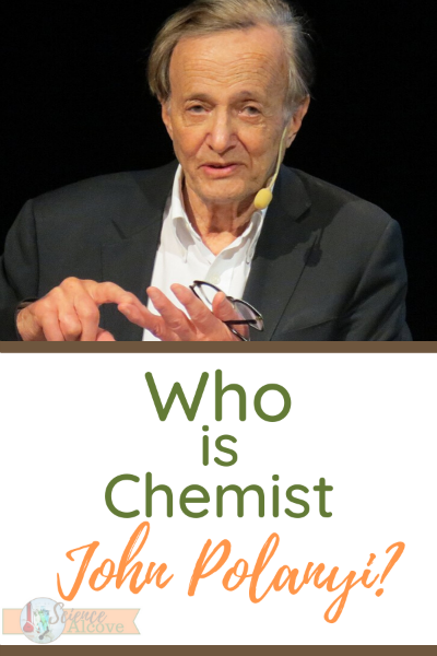 Who is Chemist John Polanyi?